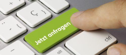 Website Fragebogen